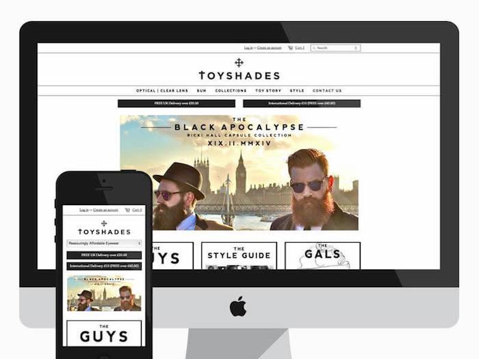 We make websites case 2